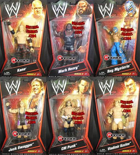 WWE Basic Figures Series 2 Mfa2_s10