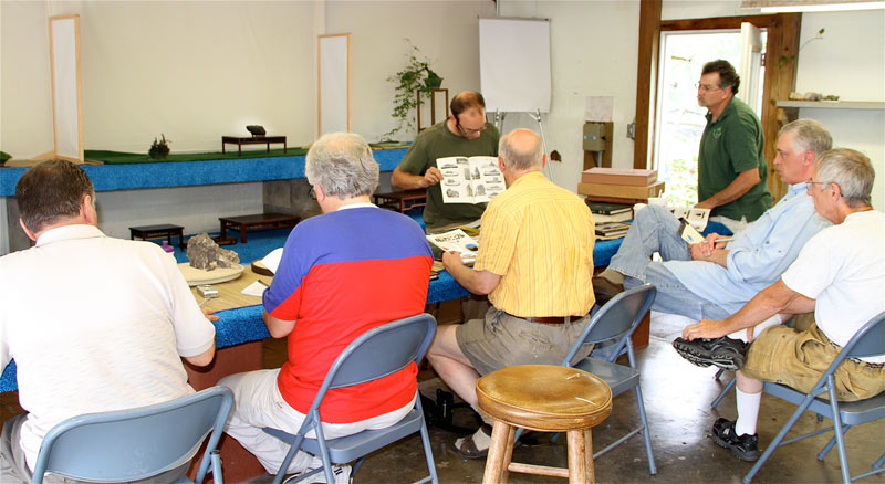 UPSTATE NEW YORK SUISEKI STUDY GROUP JUNE MEETING Group_11