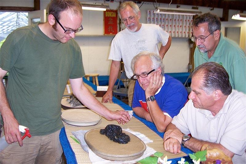 UPSTATE NEW YORK SUISEKI STUDY GROUP JUNE MEETING Stone-11