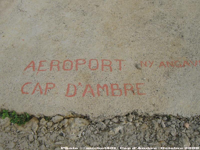 [ Campagnes ] [ Divers ] MADAGASCAR - LA RÉUNION - LES COMORES LE CAP D'AMBRE M91_im10