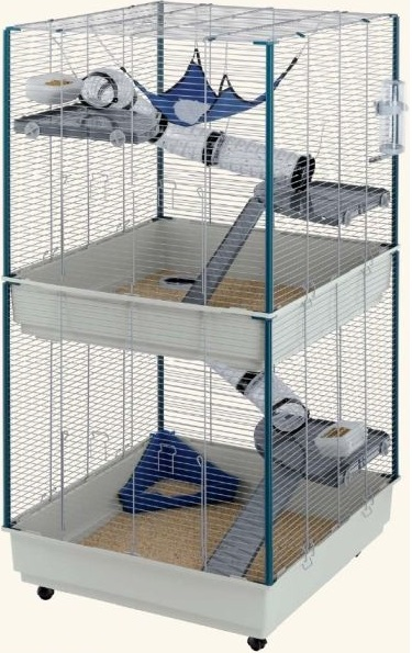 Adopte 2 ratons (Loiret) Cage-e10
