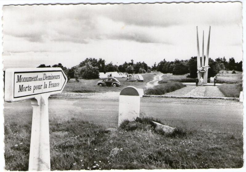Le monument des démineurs du ballon d'alsace 289_0010