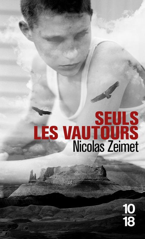 [Zeimet, Nicolas] Seuls les vautours Cvt_se10