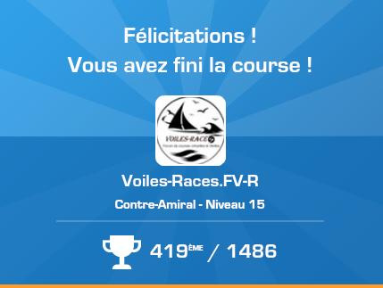 TITANIC RACE sur LS 2015-139