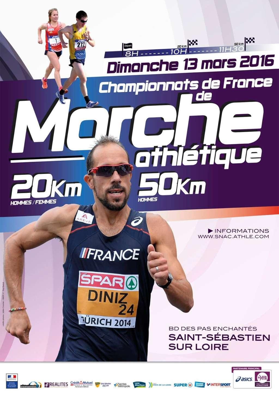 Saint Sébastien sur Loire France 20km et 50km 12640410