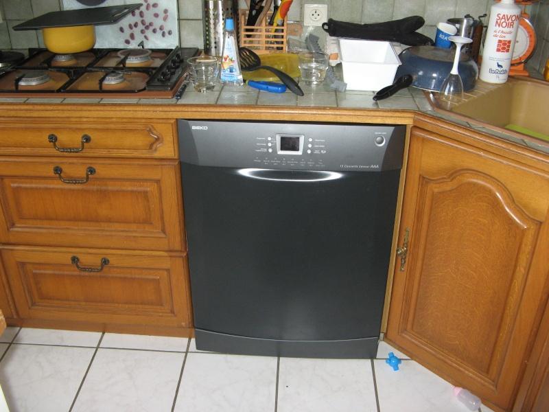 installation lave vaisselle. Black Bedroom Furniture Sets. Home Design Ideas