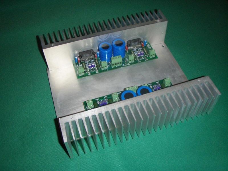 Nuovo Amplificatore HEAO (National LM4780 parallelo/ponte) - concorrenza al TA3020? Foto_n10