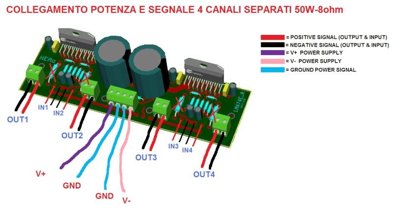 Nuovo Amplificatore HEAO (National LM4780 parallelo/ponte) - concorrenza al TA3020? - Pagina 2 Lm478012