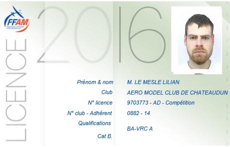 AéroClub des Cigognes  17 avril 2016  Brétigny sur Orge Licenc11