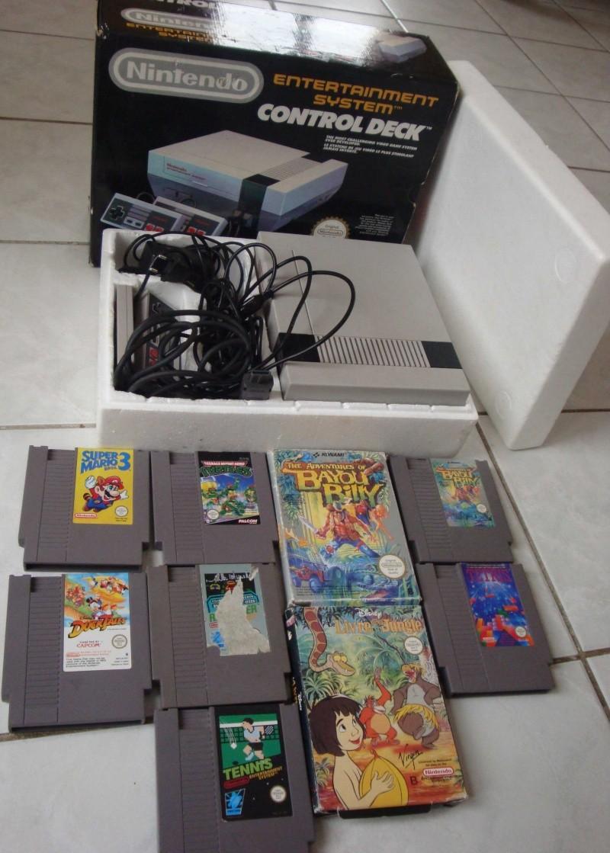 Vente NES en boîte + jeux Dsc02614