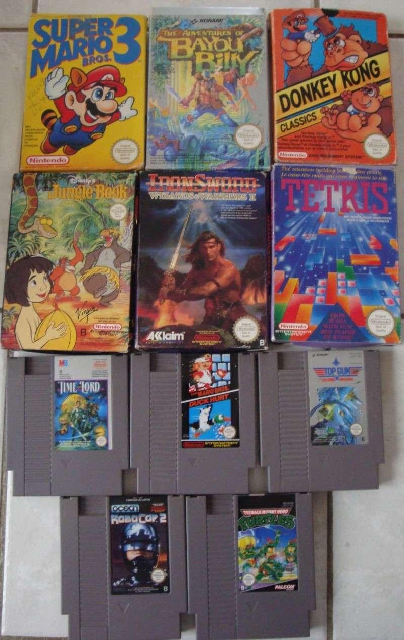 Vends lot NES Dsc02615