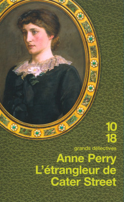 L'ETRANGLEUR DE CATER STREET d'Anne Perry 97822611