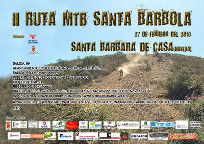 II Ruta mtb Santa Barbola 27-2-10 Iiruta10