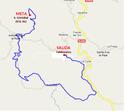 Xª Ruta Ciclista Escalada a San Cristóbal (Almonaster la Real) 21-3-10 Recorr10