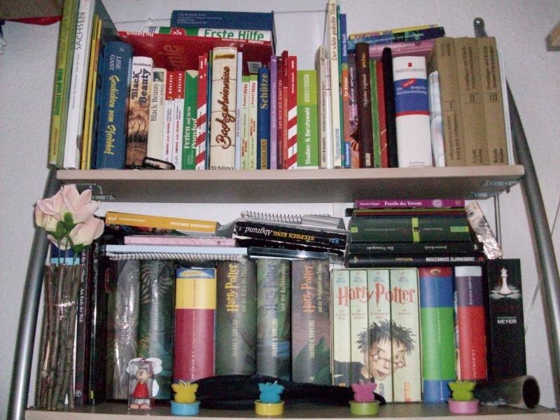 Eure Bücherregale Booksh10