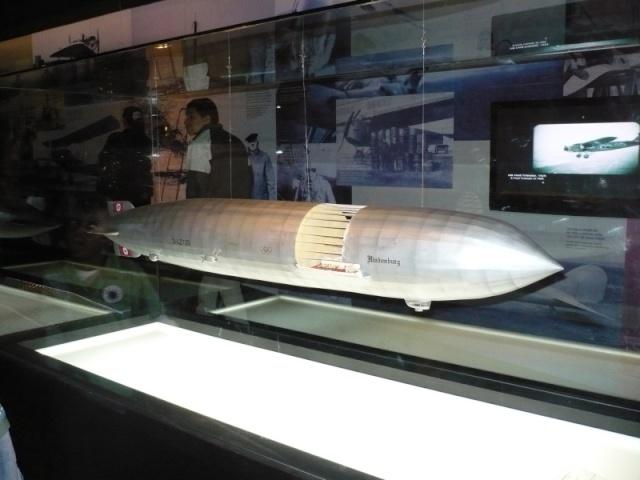 Reinauguração do museu da TAM 312