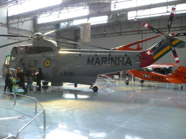 Reinauguração do museu da TAM 3610
