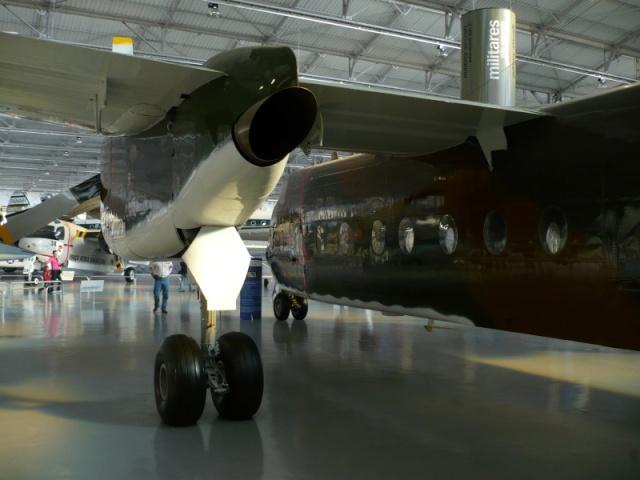 Reinauguração do museu da TAM 4510