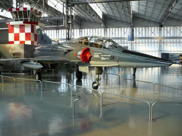Reinauguração do museu da TAM 5410