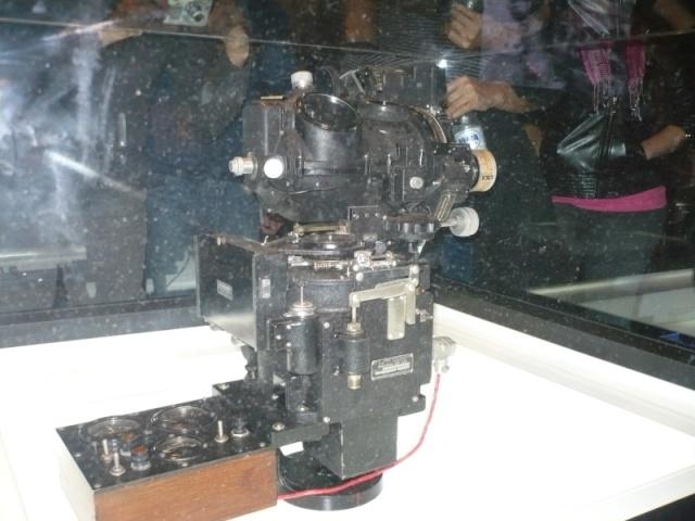 Reinauguração do museu da TAM 610