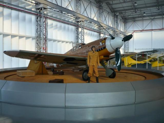 Reinauguração do museu da TAM 74a10