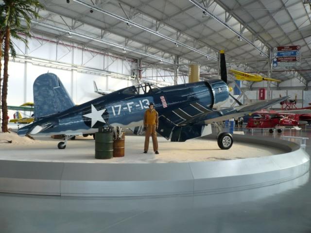 Reinauguração do museu da TAM 7510