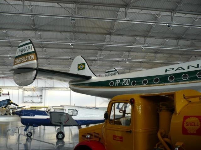 Reinauguração do museu da TAM 7910