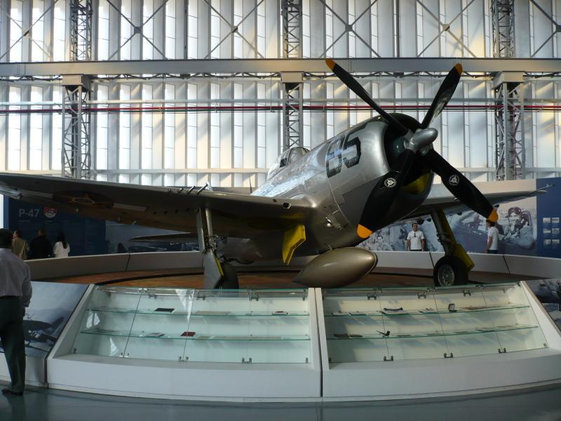 Reinauguração do museu da TAM 8410