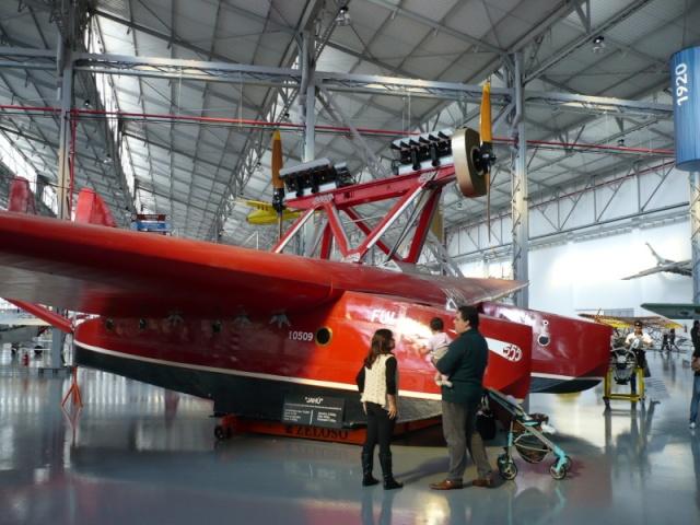 Reinauguração do museu da TAM 8510