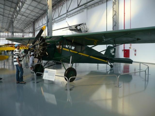 Reinauguração do museu da TAM 8610
