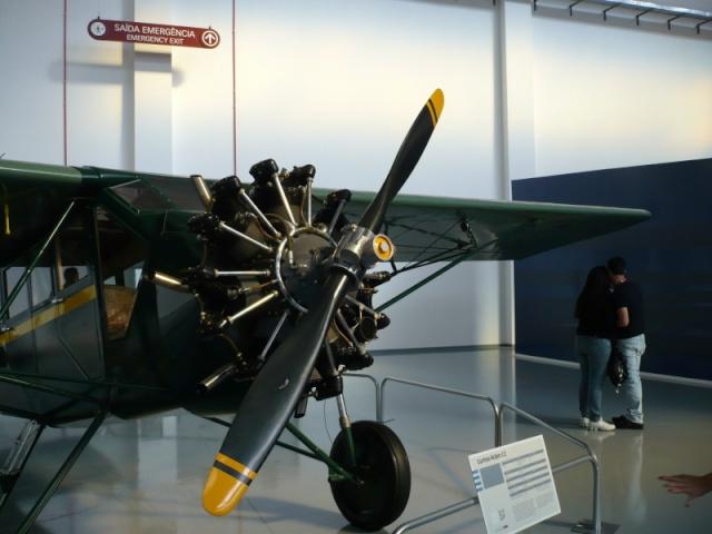 Reinauguração do museu da TAM 8710