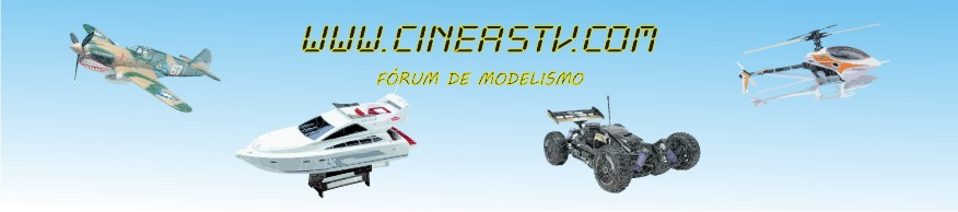 Autogiro RC made in Aquiraz - Ceará Banner22