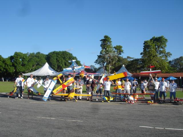 Cobertura - IV Festival de Aeromodelismo de fortaleza - CIM Cim_1410