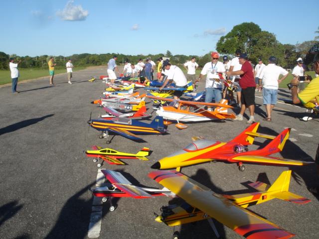 Cobertura - IV Festival de Aeromodelismo de fortaleza - CIM Cim_1512
