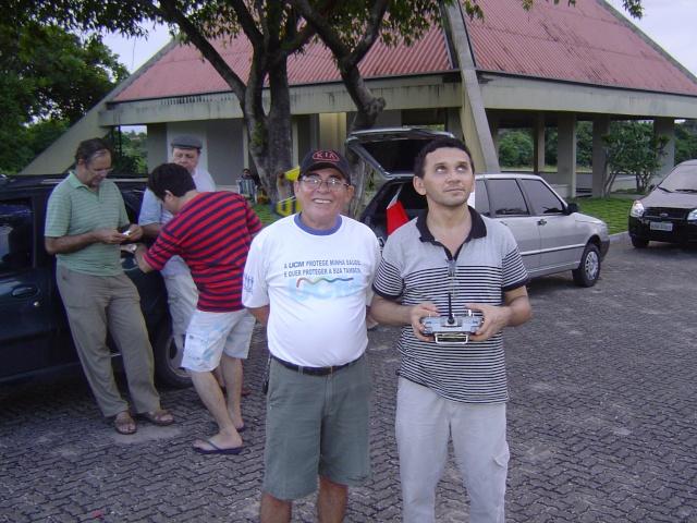 Carrapicho - Domingo 02/05/2010 Inauguraçâo do Aerporto Internacional Pinto Matinho Doming35