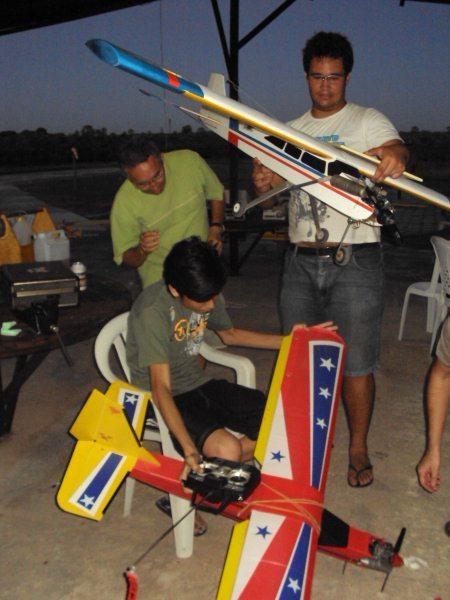 Formatura do Matheus ,Mais um piloto Nosso Campo ! Dsc02011