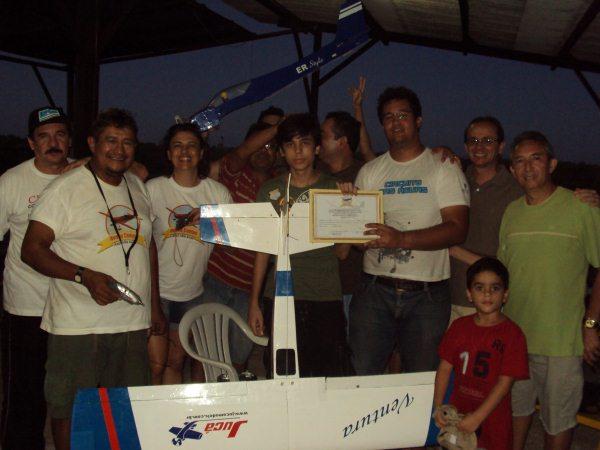 Formatura do Matheus ,Mais um piloto Nosso Campo ! Dsc02013