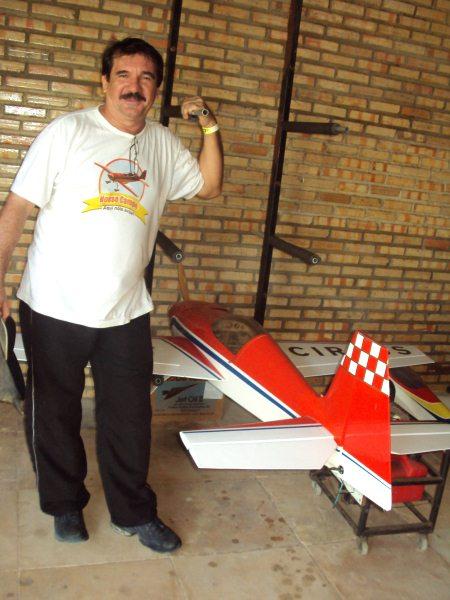 Cobertura - IV Festival de Aeromodelismo de fortaleza - CIM Dsc02027