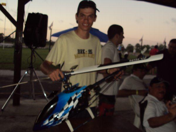 Cobertura - IV Festival de Aeromodelismo de fortaleza - CIM Dsc02119