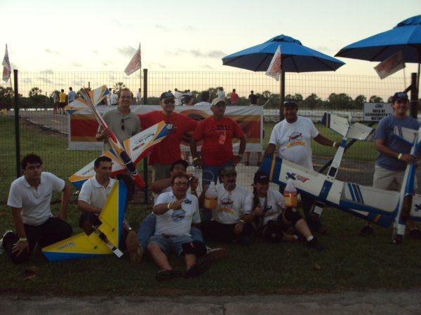 Cobertura - IV Festival de Aeromodelismo de fortaleza - CIM Dsc02121