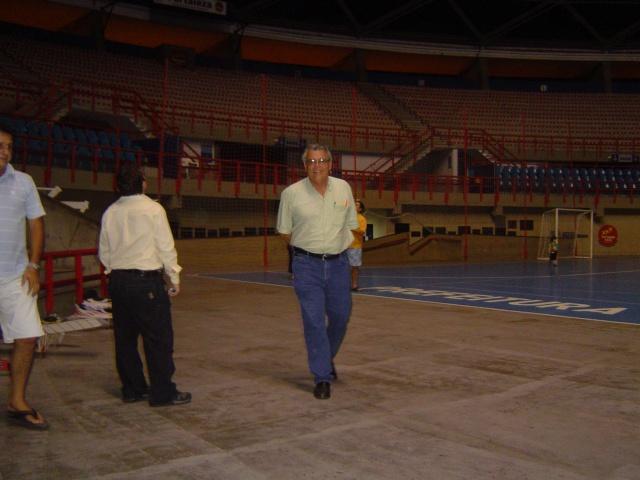 Ginasio Paulo Sarasare 26/05/2010 Ginas141