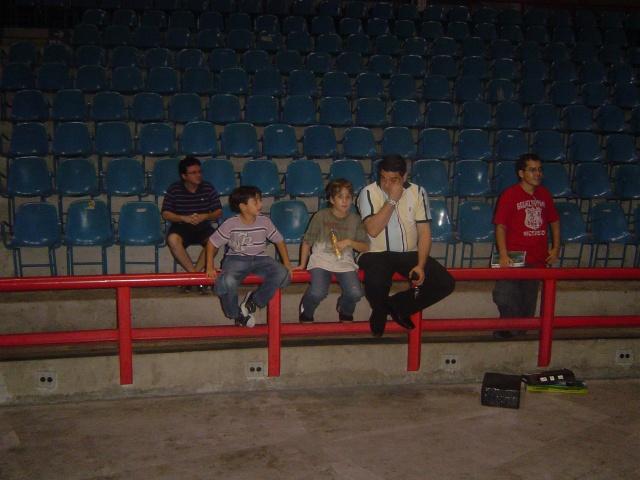 Ginasio Paulo Sarasare 10/02/2009 Ginasi42