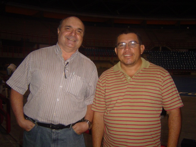 Ginasio Paulo Sarasare 10/02/2009 Ginasi43