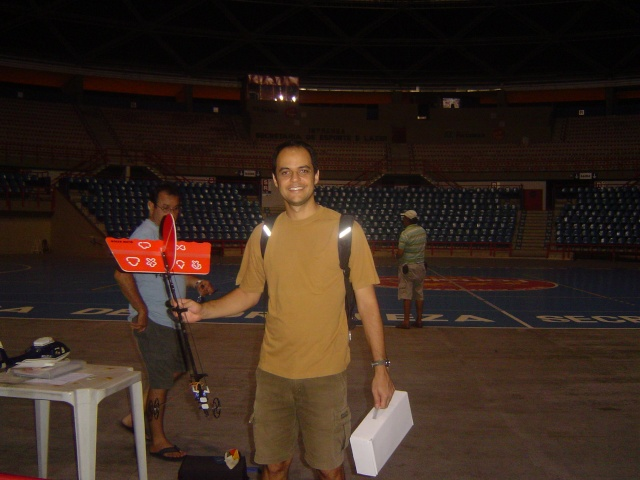 Ginasio Paulo Sarasare 10/02/2009 Ginasi48