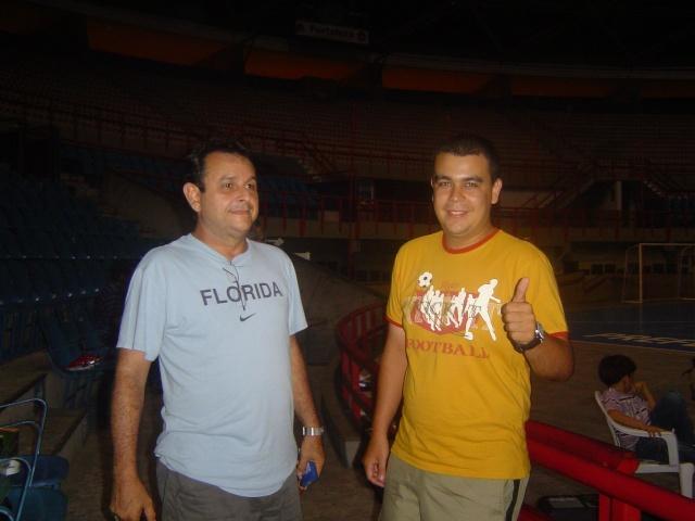 Ginasio Paulo Sarasare 10/02/2009 Ginasi52