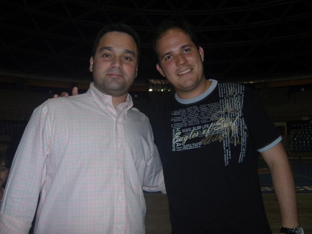 Ginasio Paulo Sarasare 24/03/2010 Ginasi88