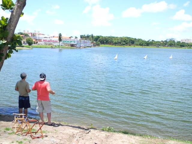 Lagoa da Parangaba - Domingo 03/04/2011 Imagem25
