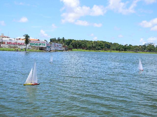 Lagoa da Parangaba - Domingo 03/04/2011 Imagem30
