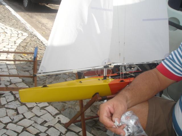 Grupo de Nautimodelismo de Fortaleza no lago do Condomínio Lago_012