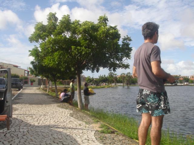 Grupo de Nautimodelismo de Fortaleza no lago do Condomínio Lago_015